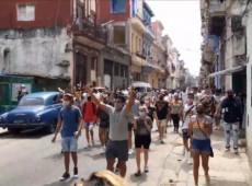 Protestos em Cuba: desavisados podem pensar que problema é socialismo e não o capitalismo contra o qual o país luta