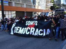 Atos de domingo expõem aumento na temperatura das ruas e redes sociais brasileiras