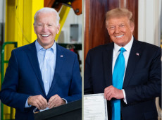 Nesta terça: acompanhe em Opera Mundi o debate entre Joe Biden e Donald Trump