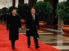 Crescimento da China beneficiará Brasil; postura de Bolsonaro sobre o país, não