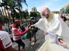 """""""Acompanhei situações de tortura das mais terríveis"""", diz padre Júlio sobre vida nas ruas"""