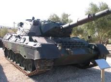 Alemanha dobra exportações de armas de guerra; entidades exigem plebiscito