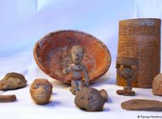 Da Saxônia-Anhalt ao México: arte pilhada maia retorna