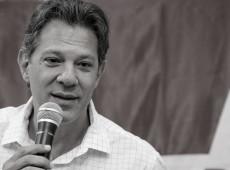 'Não vamos esperar 2022 para enfrentar Bolsonaro', diz Fernando Haddad