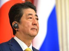 Premiê do Japão renuncia ao cargo por motivos de saúde