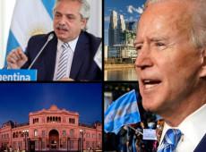 Revisão do acordo com FMI deve estar no centro das relações da Argentina com Biden