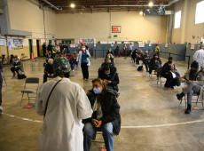 Estados Unidos atingem marca de 100 milhões de vacinados contra covid-19