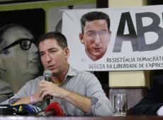 Glenn Greenwald responde Bolsonaro: 'Não vou fugir desse país. Vou ficar aqui'