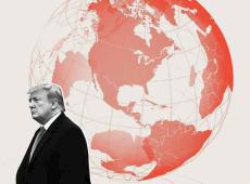 """Hostilidade, pressões e sanções econômicas: assim é a """"diplomacia"""" de Trump pelo mundo"""