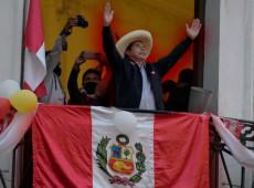 Peru: Posse de Pedro Castillo consolida um governo plebeu sem precedentes na história nacional