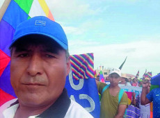 """""""Com Arce, Bolívia retomará soberania e desenvolvimento"""", diz líder sindical e social"""