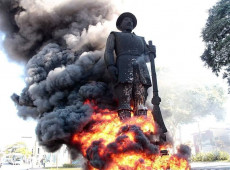#ForaBorbaGato: ou a Revolução será periférica ou não será!