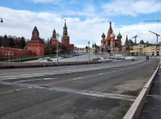 Moscou amplia restrições contra covid-19 e determina fechamento de escolas