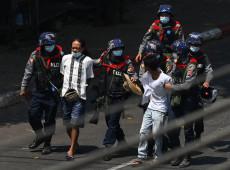 Repressão a protestos contra golpe militar em Mianmar deixa ao menos 18 mortos