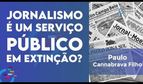 Jornalismo é um serviço público em extinção?