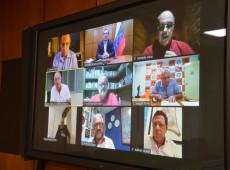 Centrais sindicais firmam acordo com Venezuela para manter envio de oxigênio a Manaus