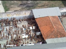 SP: PM que atuou no massacre do Carandiru comanda presídio com falta de água e comida