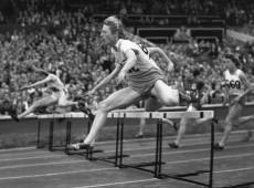 Londres, 1948: holandesa Fanny Blankers-Koen supera machismo da imprensa e leva 4 ouros no atletismo