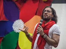 'Foi um vexame', diz Jean Wyllys sobre bate-boca com embaixadora do Brasil na ONU