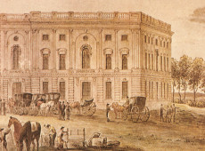 Hoje na História: 1800 - Washington se torna nova capital federal dos EUA