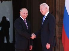 Após encontro, Putin diz que imagem de Biden feita pela mídia 'não tem nada a ver com a realidade'
