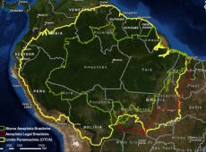 Arma do imperialismo continua sendo exportação de capitais na Amazônia