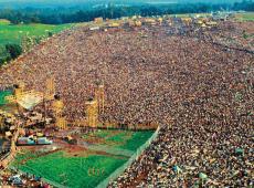 """""""American Curios"""": Los ecos de Woodstock aún se escuchan medio siglo después"""
