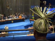 """""""Bolsonaro já evidenciou que povos da floresta não terão mais espaços demarcados"""""""
