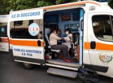 Covid-19: Itália tem maior número de novos casos em quase uma semana