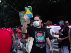 Cannabrava   Enquanto no mundo dos ricos nada acontece, acende o estopim da revolta popular no Brasil