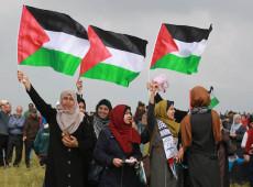 Confederação das Mulheres do Brasil ressalta papel das palestinas na linha de defesa contra a ocupação israelense