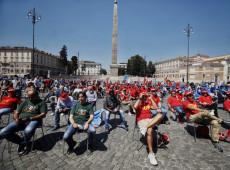 Sindicatos prometem greve se Itália não proibir demissões até o fim do ano