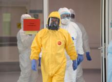 Quase metade dos infectados por coronavírus em Moscou tem entre 18 e 40 anos