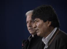 Golpe de Estado na Bolívia: Evo renuncia ao cargo