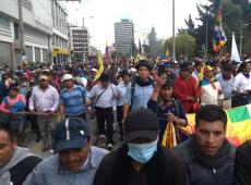 Em greve nacional, movimento indígena desmente início de diálogo com governo