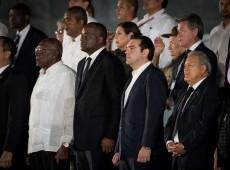 Chefes de Governo destacam importância histórica de Fidel em ato na praça da Revolução