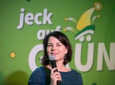 Annalena Baerbock: jovem, determinada e ambientalista