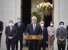 Chile: Sebastián Piñera modifica gabinete y elige conservadores en puestos clave