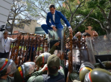 Apesar do circo, Guaidó deixou de ser presidente da Assembleia Nacional