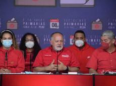 Mais de 3,5 mi participam de primárias do PSUV na Venezuela; veja resultados