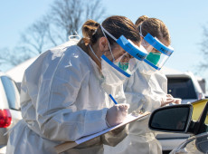 EUA somam  3,1 mil mortes por covid-19 em 24h, recorde desde início da pandemia