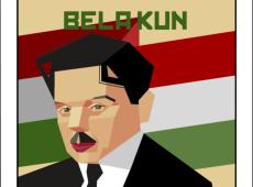 Bela Kun, o líder da revolução húngara