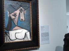 Obra furtada de Picasso é recuperada quase uma década depois