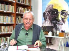 Após sucesso do primeiro, Ladislau Dowbor lança novo curso online e gratuito; acesse: