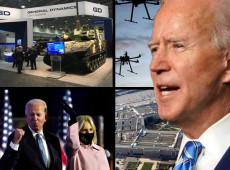 Origens belicistas da equipe de transição de Joe Biden sinalizam tempos de guerra