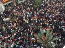 """""""Deem uma chance à paz, não ao apartheid"""", diz presidente palestino sobre plano de Trump"""