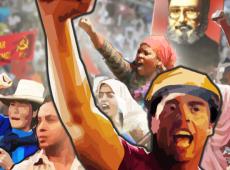 Celebram os 50 anos da Revolução Peruana de 1958