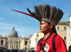Vaticano vira palco para denúncias de violência na Amazônia
