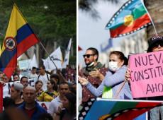 Crises econômica e política estão explodindo na América Latina, avaliam pesquisadores