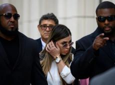 Emma Coronel Aispuro, esposa de El Chapo é presa por narcotráfico nos Estados Unidos